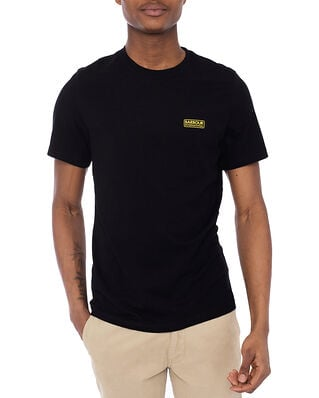 Barbour B. INTL Small Logo Tee Black