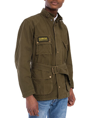 Barbour B.Intl Summer Wash A7 Casual Green
