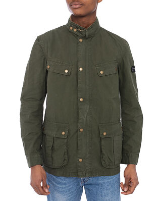 Barbour B.Intl Summer Wash Duke Casual Racing Green