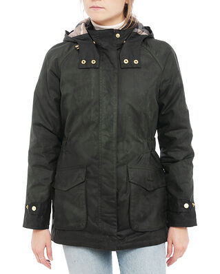 Barbour Barbour Aberdeen Wax Sage/Oatmeal Ta