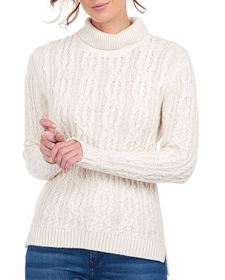 Barbour Barbour Burne Knit Cream