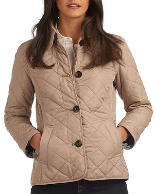 Barbour Barbour Forth Quilt Lt Trench/Oatme