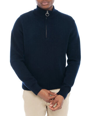 Barbour Barbour Holden Half Zip Navy