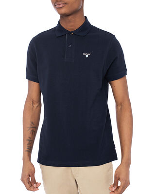 Barbour Barbour Tartan Pique Polo New Navy