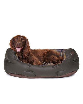 Barbour Barbour Wax/Cot Bed 30 Classic/Olive