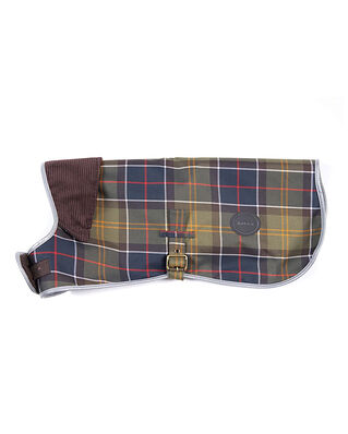Barbour Barbour W/p Dog Coat Classic Tartan