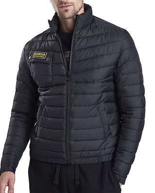 Barbour Chain International Baffle Black