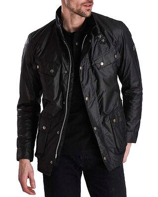 Barbour B.Intl Duke Wax Jacket Black