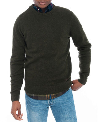 Barbour Patch Crew Seaweed