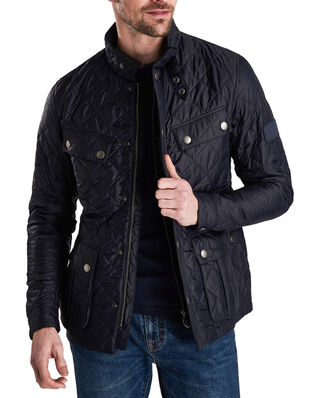 Barbour Ariel Quilt  Navy