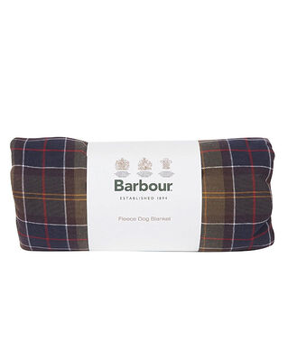 Barbour Barbour Dog Blanket Classic/Brown