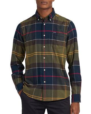 Barbour Barbour Edderton Tailored Shirt Classic Tartan