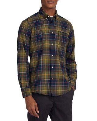 Barbour Barbour Fortrose Tailored Shirt Classic Tartan