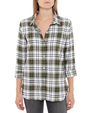 Barbour Barbour Moors Shirt Olive Check