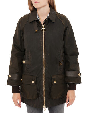 Barbour Barbour Norwood Wax Olive/Classic