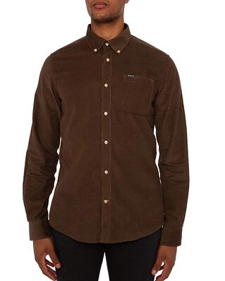 Barbour Barbour Ramsey Tailored Shirt Brown