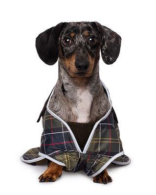 Barbour Barbour Waterproof Tartan Dog Coat Classic Tartan