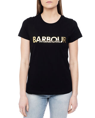 Barbour B.Intl Delta Tee Black