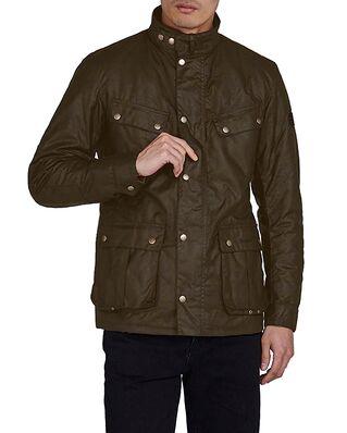Barbour B.Intl Duke Wax Jacket Light brown