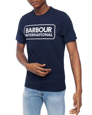 Barbour B.Intl Essential Large Logo Tee  International N