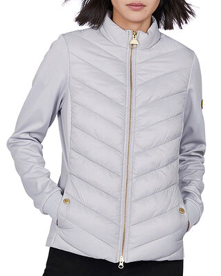 Barbour B.Intl Everly Sweat Ice White
