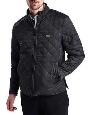Barbour B Intl Gear Quilt J Black  Black