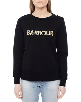 Barbour B.Intl Roll Cage Overlayer Black