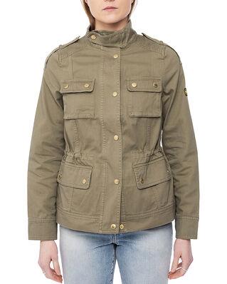 Barbour B.Intl Throttle Casual Army Green