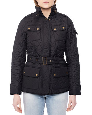 Barbour B.Intl Tourer International Polarquilt Black
