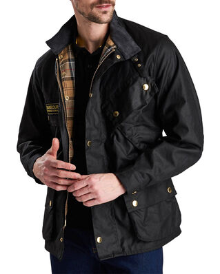 Barbour International Original  Black