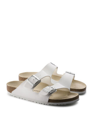Birkenstock Arizona Birko-flor Classic Footbed White