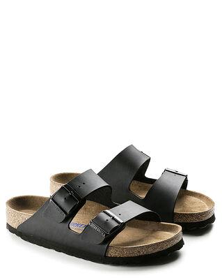 Birkenstock Arizona Birko-Flor Soft Footbed Black