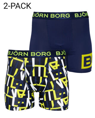 Björn Borg Shorts Per Bb Team Evening Primerose