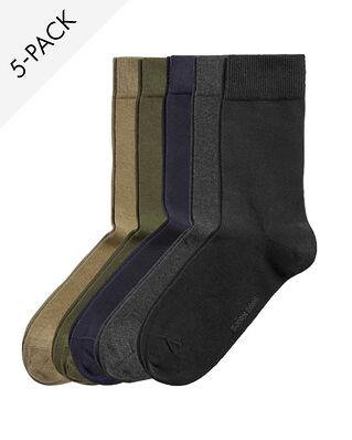 Björn Borg 5-Pack Essential Ankle Socks