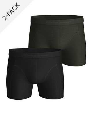 Björn Borg 2-Pack Tencel Solid Sammy Shorts Rosin