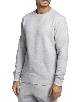 Björn Borg Crew Centre Light Grey Melange