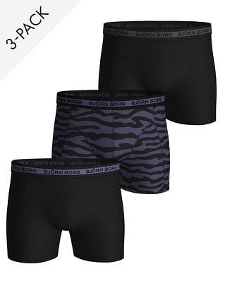Björn Borg Shorts Sammy Bb 2Tiger Crown Blue