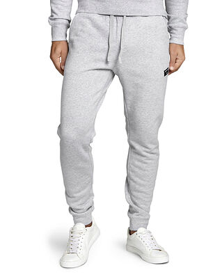 Björn Borg Tapered Pant Centre Light Grey Melange