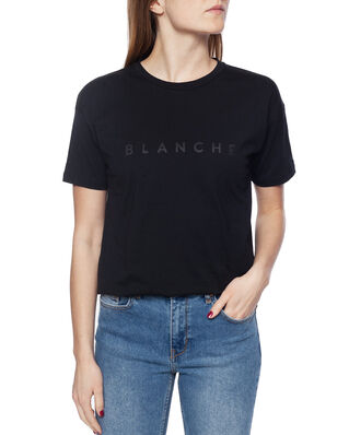 Blanche Main Black T-shirt/Top Black
