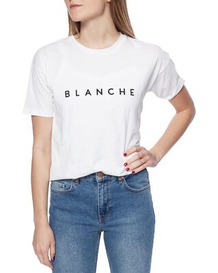 Blanche Main T-shirt/Top White