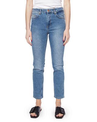 Blanche Rae Classic Jeans Indigo Heavy Enzym