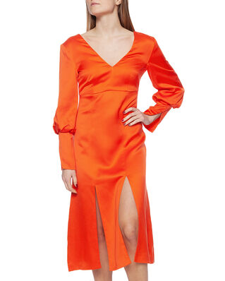 Blanche Yasmin Dress Coral