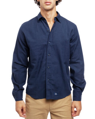 Bleu De Paname Chemise Standard Bleu Nuit