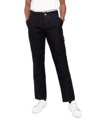 Bleu De Paname Pantalon Treillis Anniversaire Noir