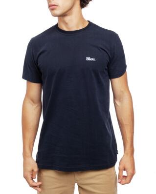 Bleu De Paname Tee Shirt Badge Bleu Bleu De Paname