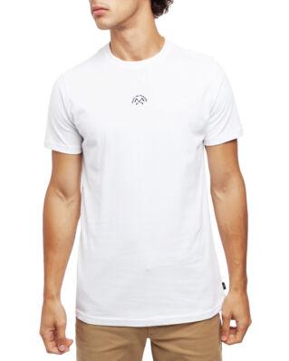 Bleu De Paname Tee Shirt Pied De Biche Blanc
