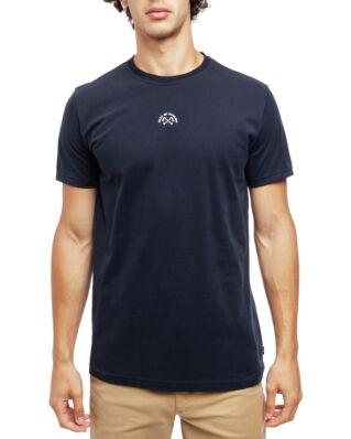 Bleu De Paname Tee Shirt Pied De Biche Bleu De Paname