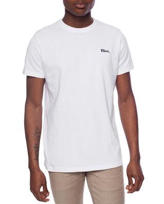 Bleu De Paname Tee-shirt M.C. Badge Blanc