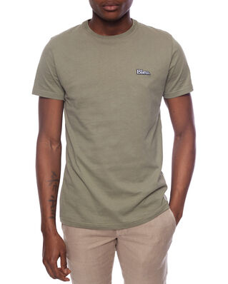 Bleu De Paname Tee-shirt M.C. Badge Bronze