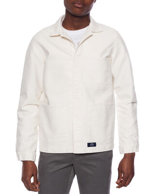 Bleu De Paname Veste de comptoir Blanc